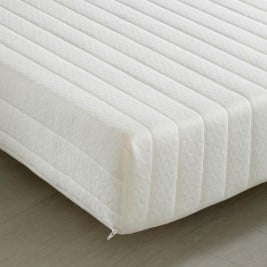 Touch 3-Zone Memory Foam Orthopaedic Rolled Mattress