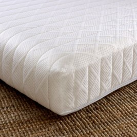 Touch 7-Zone Memory Foam Orthopaedic Rolled Mattress