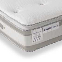 Wayfair Sleep Pillow Top Pocket Memory 1500 Mattress