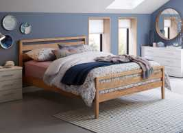 Woodstock Wooden Bed Frame