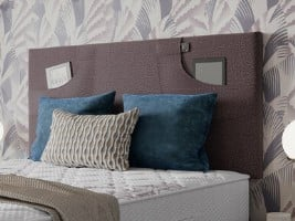 iGel Piccolo Strutted Headboard