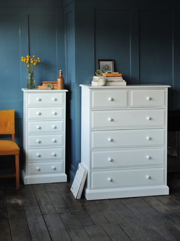 Burford Painted 2+4 Chest of Drawers