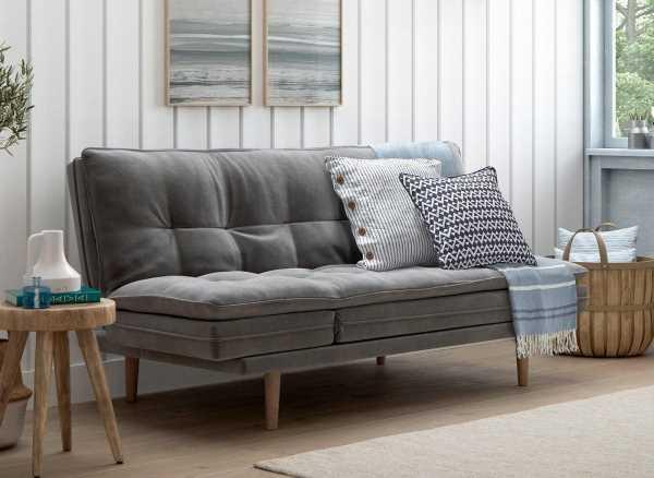 Dublin 3 Seater Clic Clac Sofa Bed