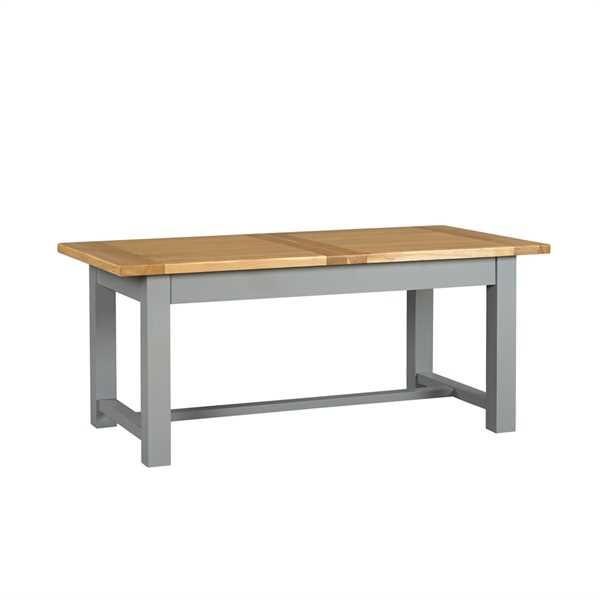 Florence Grey 180-220-260cm Extending Table