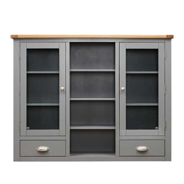 Florence Grey Painted Dresser Top