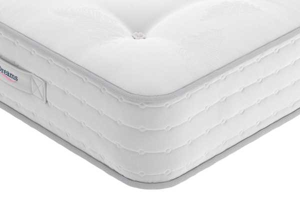 Hudson Pocket Sprung Mattress - Firm