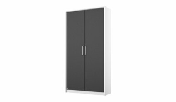 Lorenzo 2 Door Hinged Wardrobe