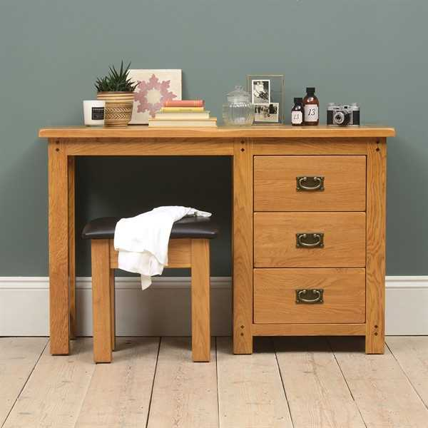 Oakland Dressing Table and Stool