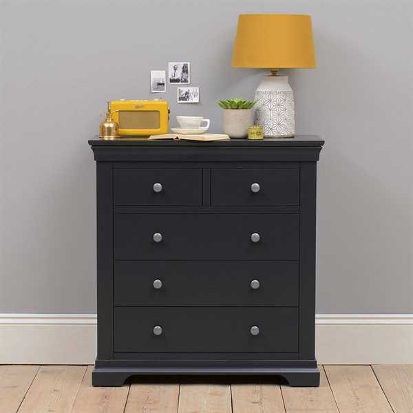 Radley Painted 2 Over 3 Chest of Drawers