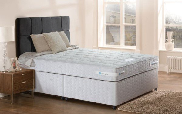 Sealy Derwent Firm Contract Divan Bed
