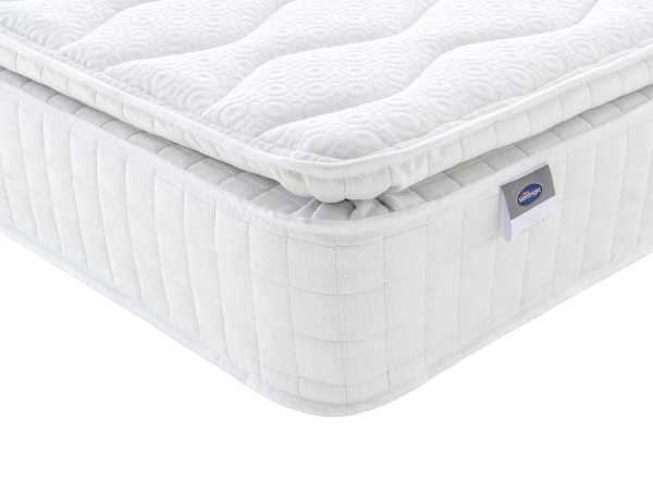 Silentnight Portrush 800 Pocket Memory Pillowtop Mattress