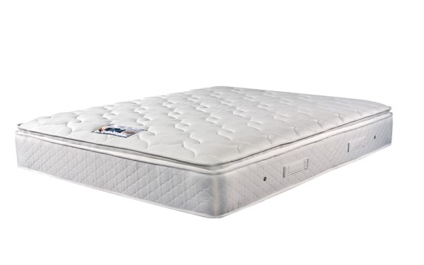 Sleepeezee Memory Comfort 1000 Pocket Pillow Top Mattress