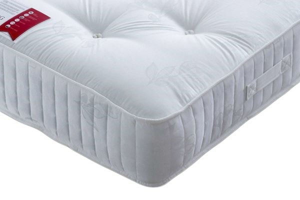 Spring King Pocket Tuscany 2000 Natural Mattress