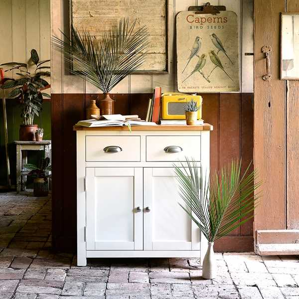 Sussex Painted Small Sideboard
