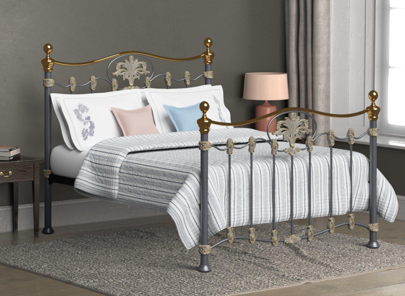 Camolin Metal Bed Frame