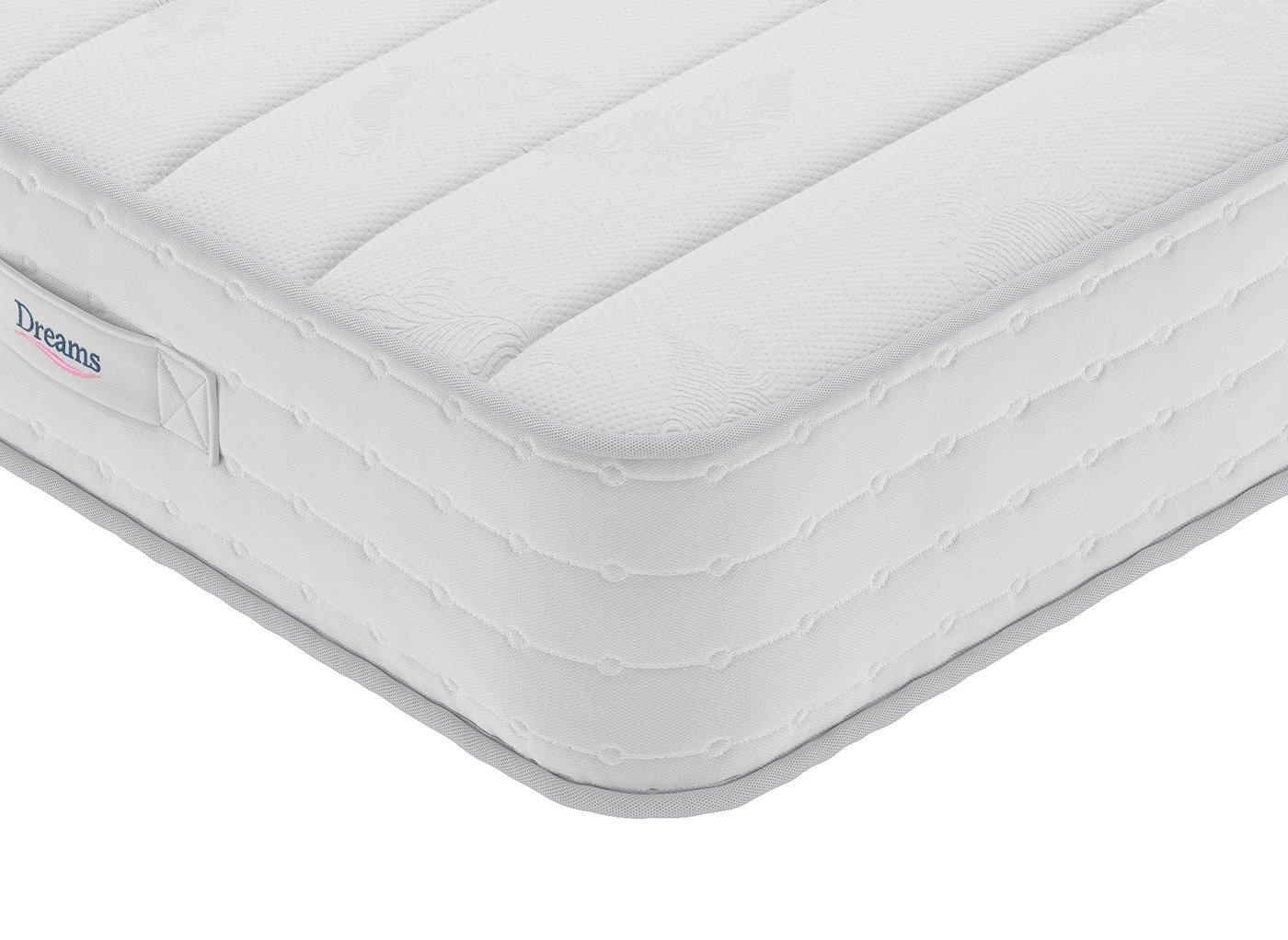 Campbell Pocket Sprung Mattress - Medium