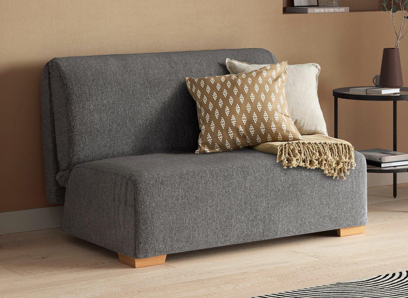 Astounding Cork A Frame Sofa Bed Bralicious Painted Fabric Chair Ideas Braliciousco