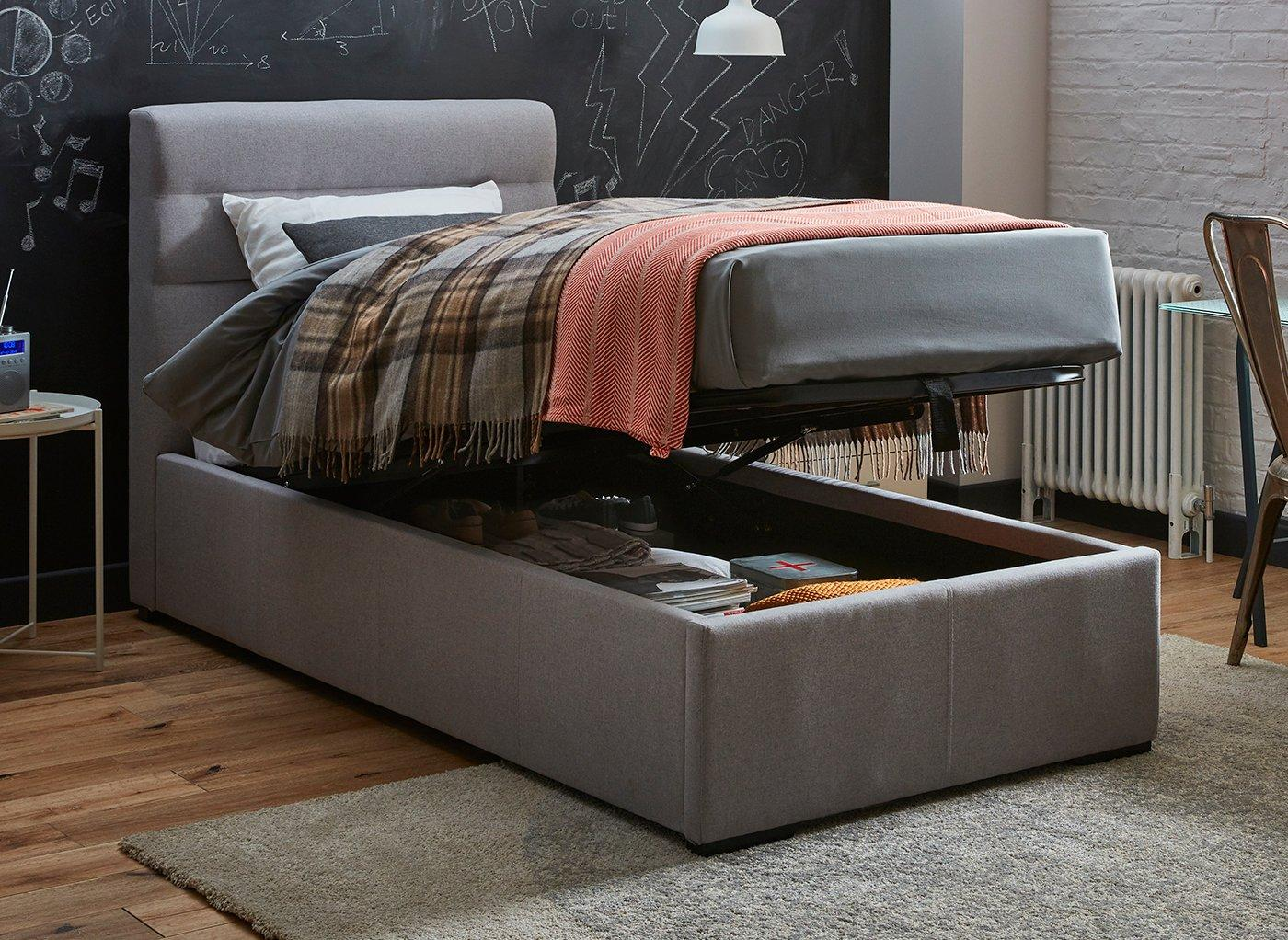 Dawson Single Ottoman Sound Bed