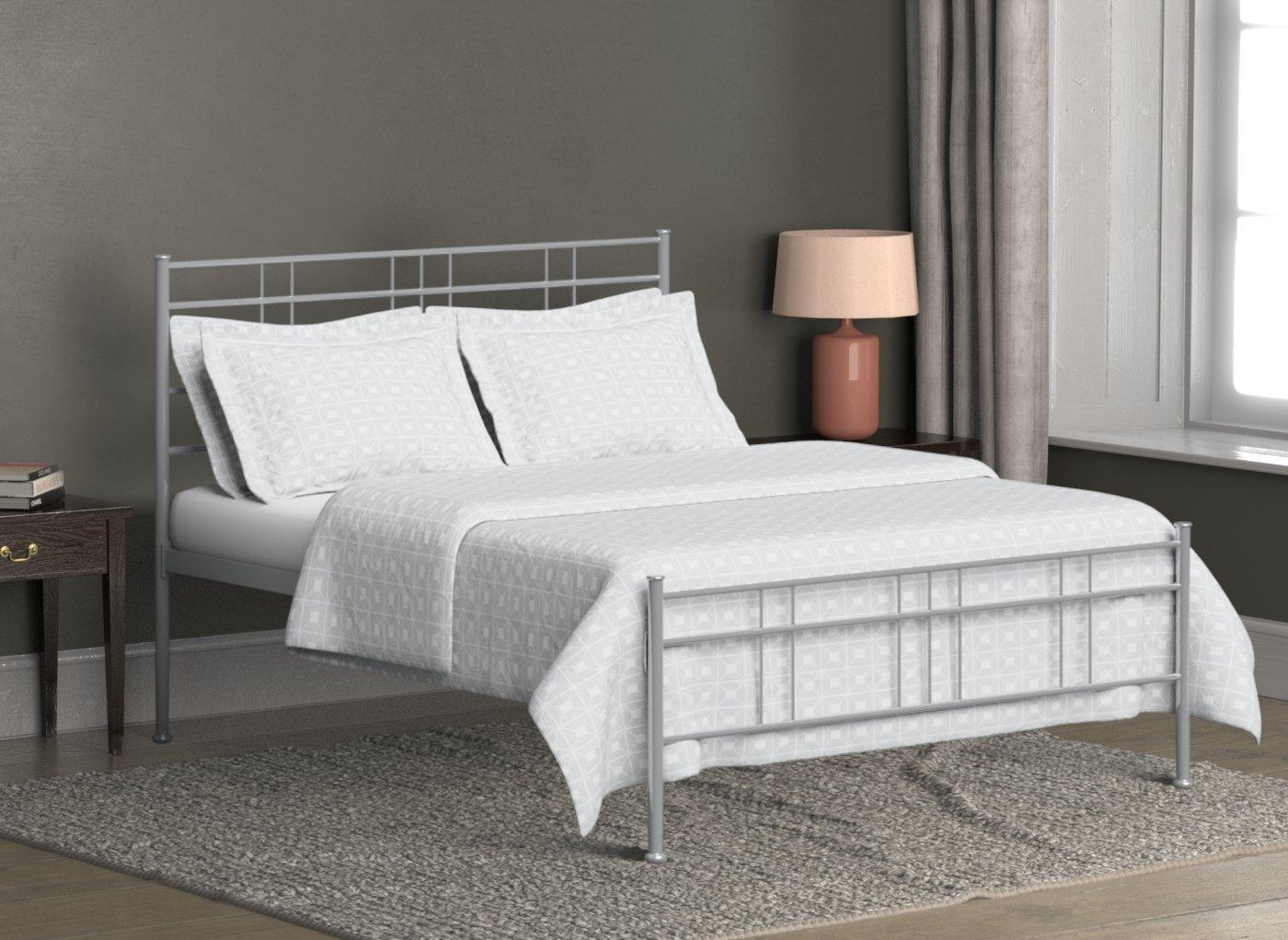 Milano Metal Bed Frame