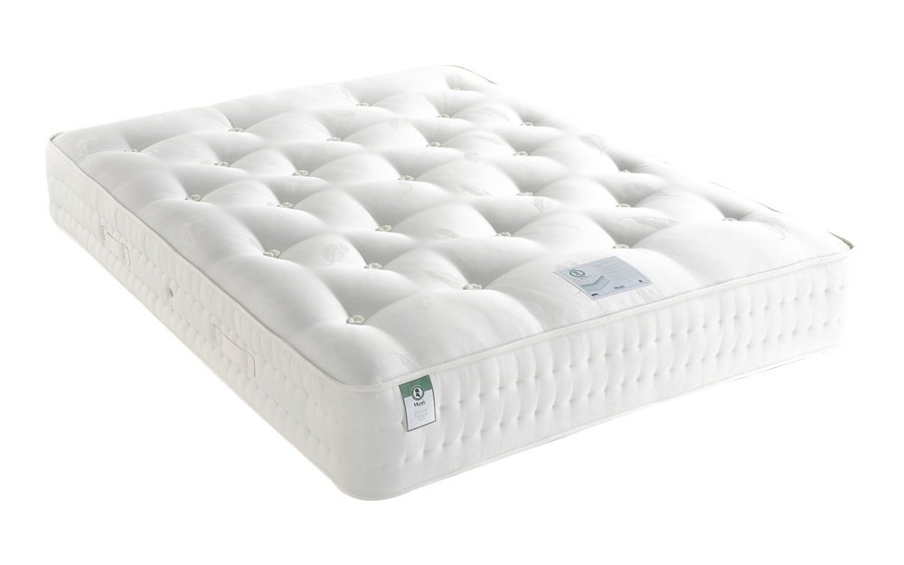 Myers Deluxe Natural 1600 Pocket Mattress