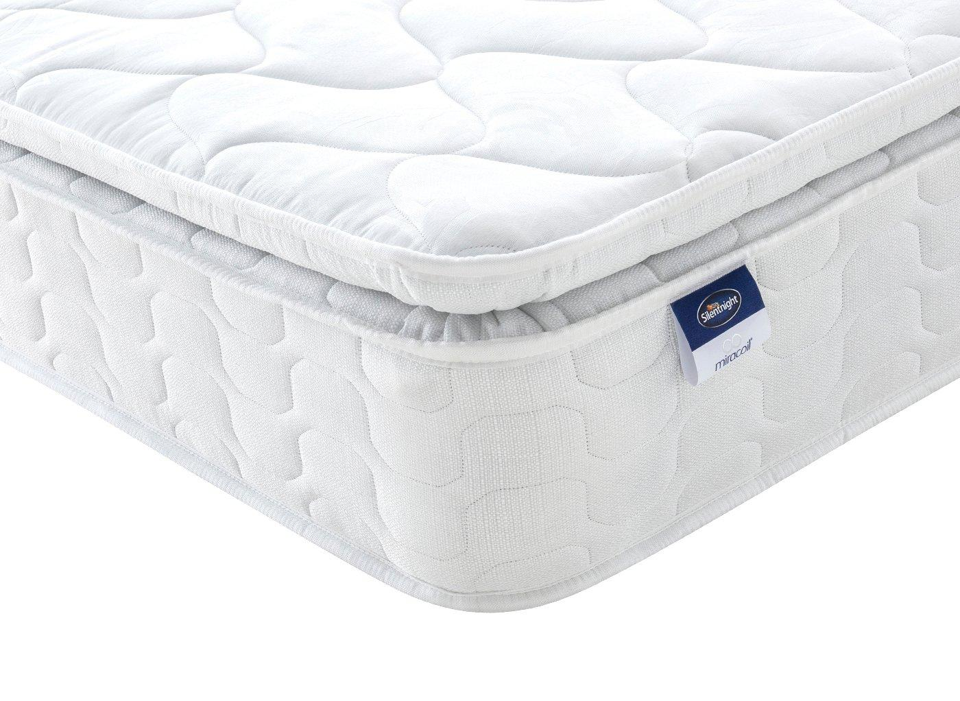 Silentnight Chesham Miracoil Mattress