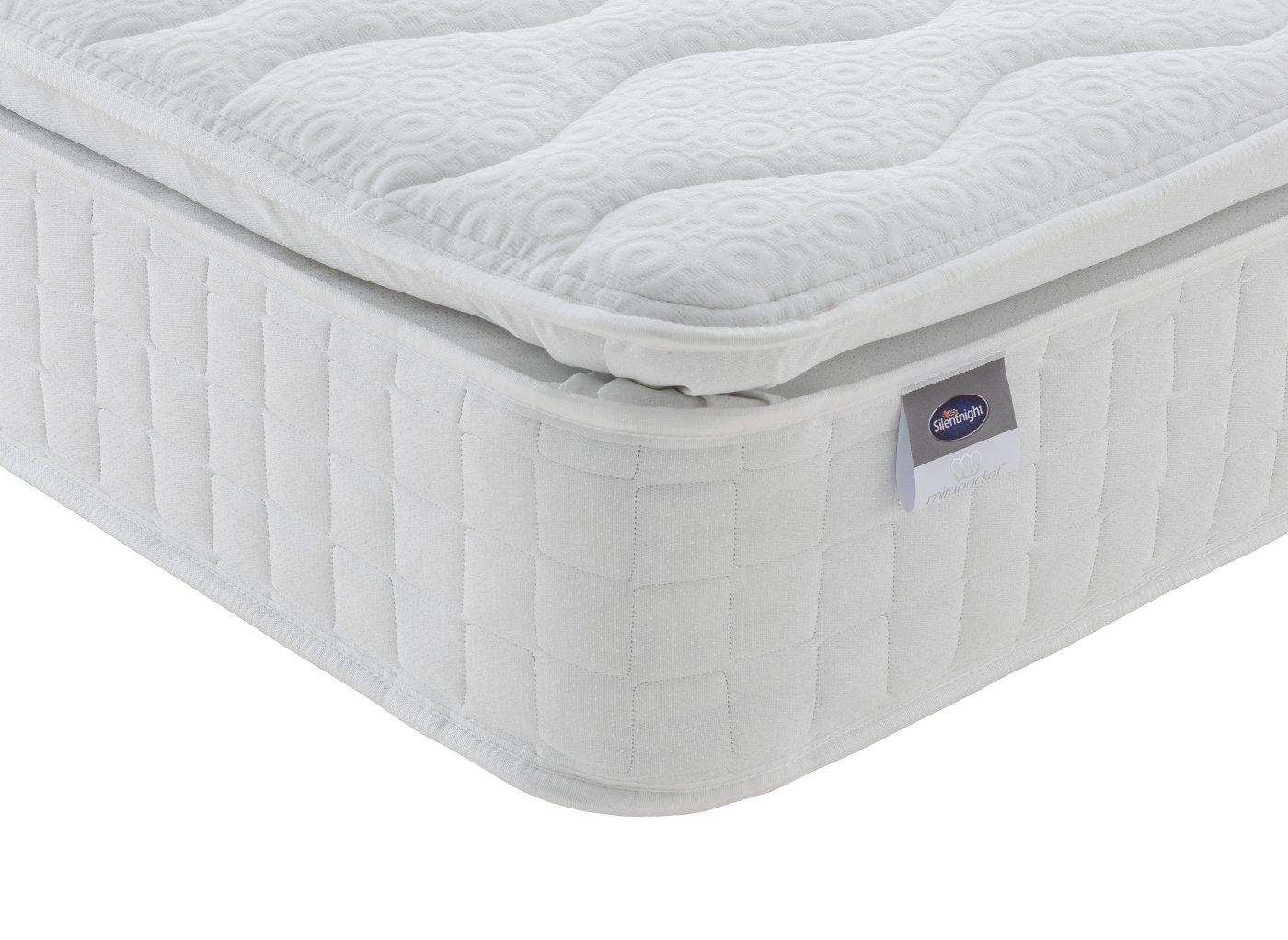 Silentnight Newbury Mirapocket Mattress