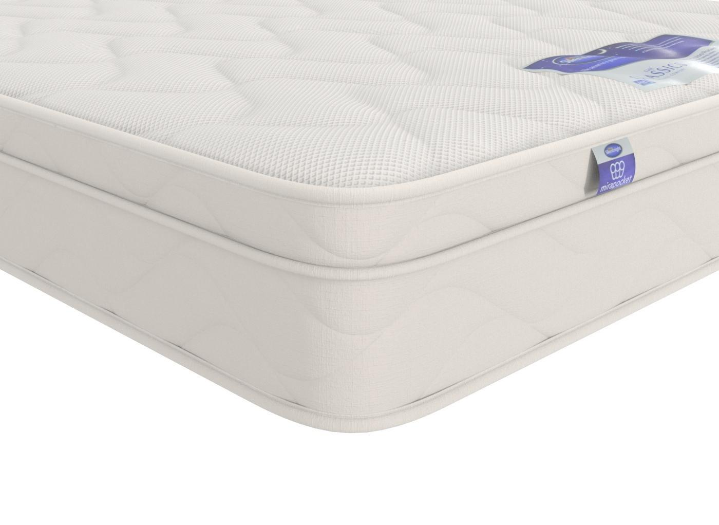 Silentnight Westland Miracoil Mattress - Medium Firm