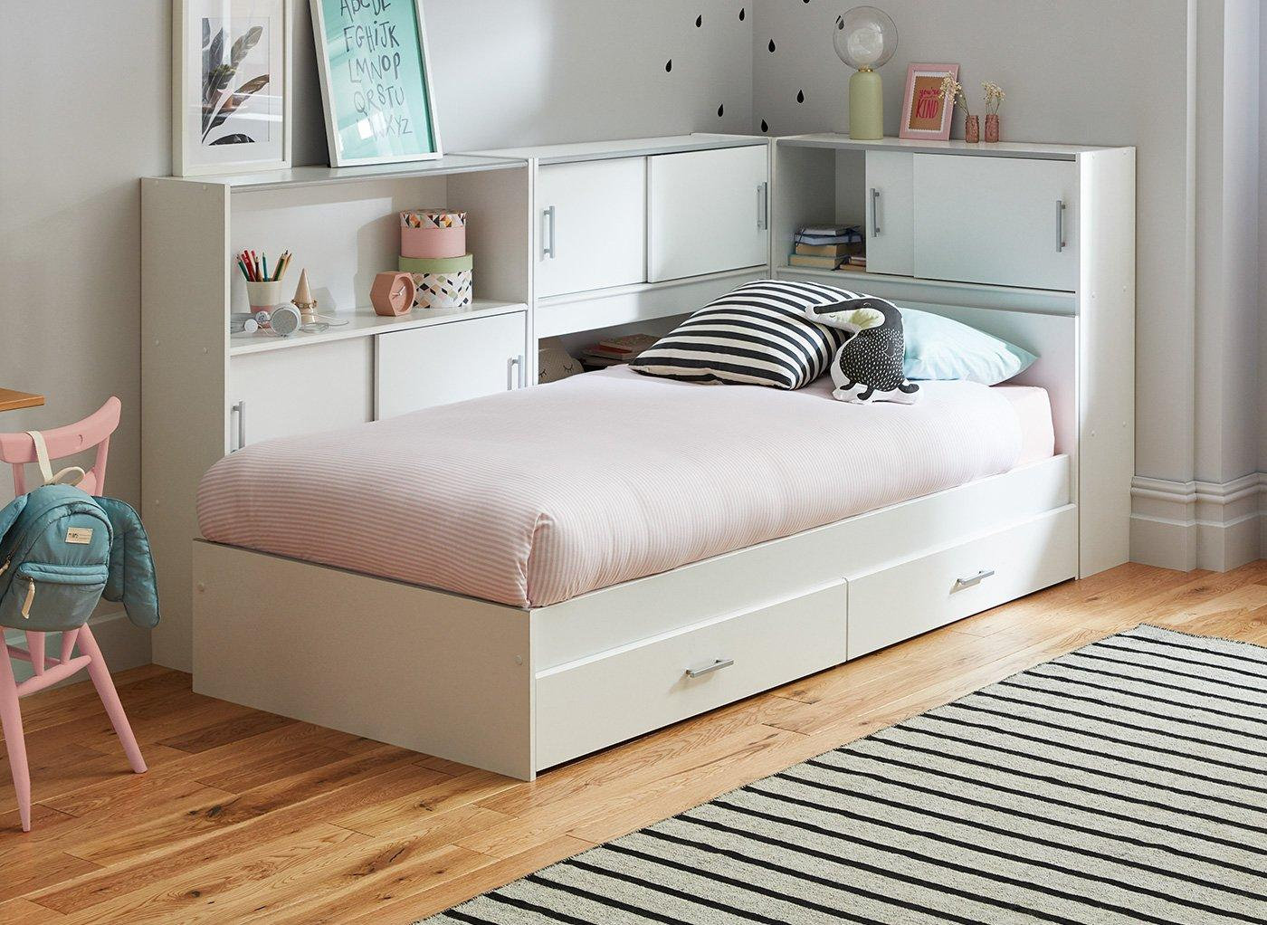 Snoop Single Bed Frame