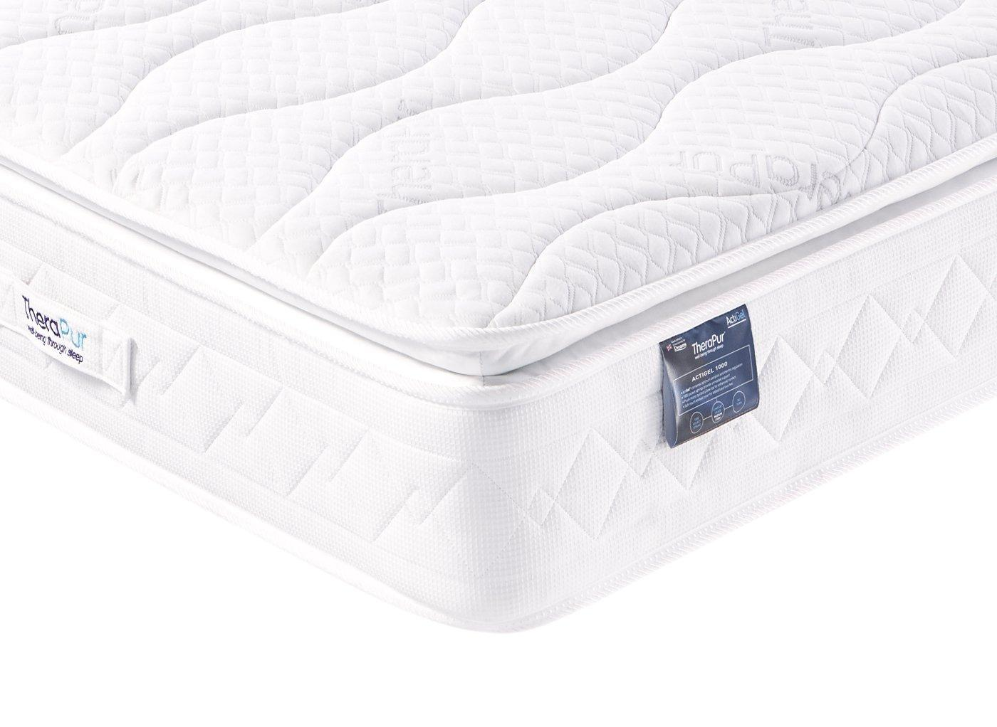 Therapur Actigel 1000 Mattress - Medium Firm