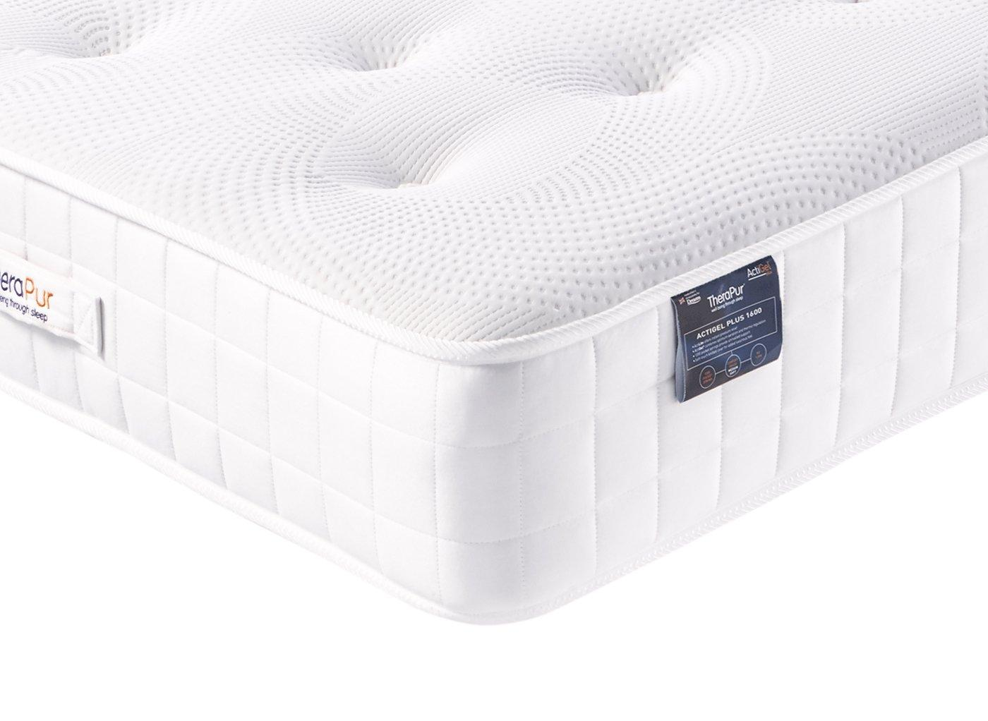Therapur Actigel Plus 1600 Mattress - Firm