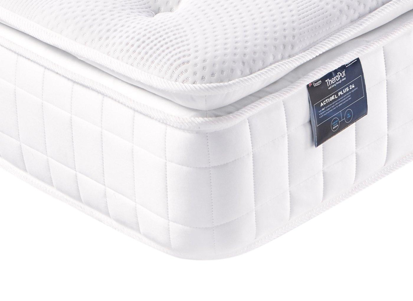 Therapur Actigel Plus 24 Mattress - Medium Firm