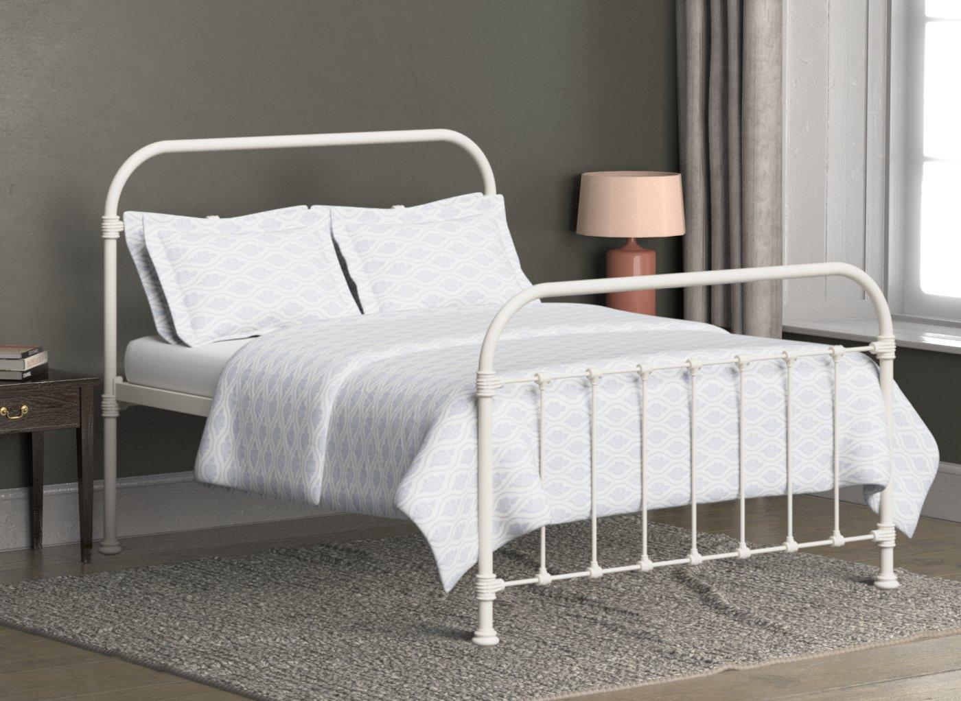 Timolin Metal Bed Frame