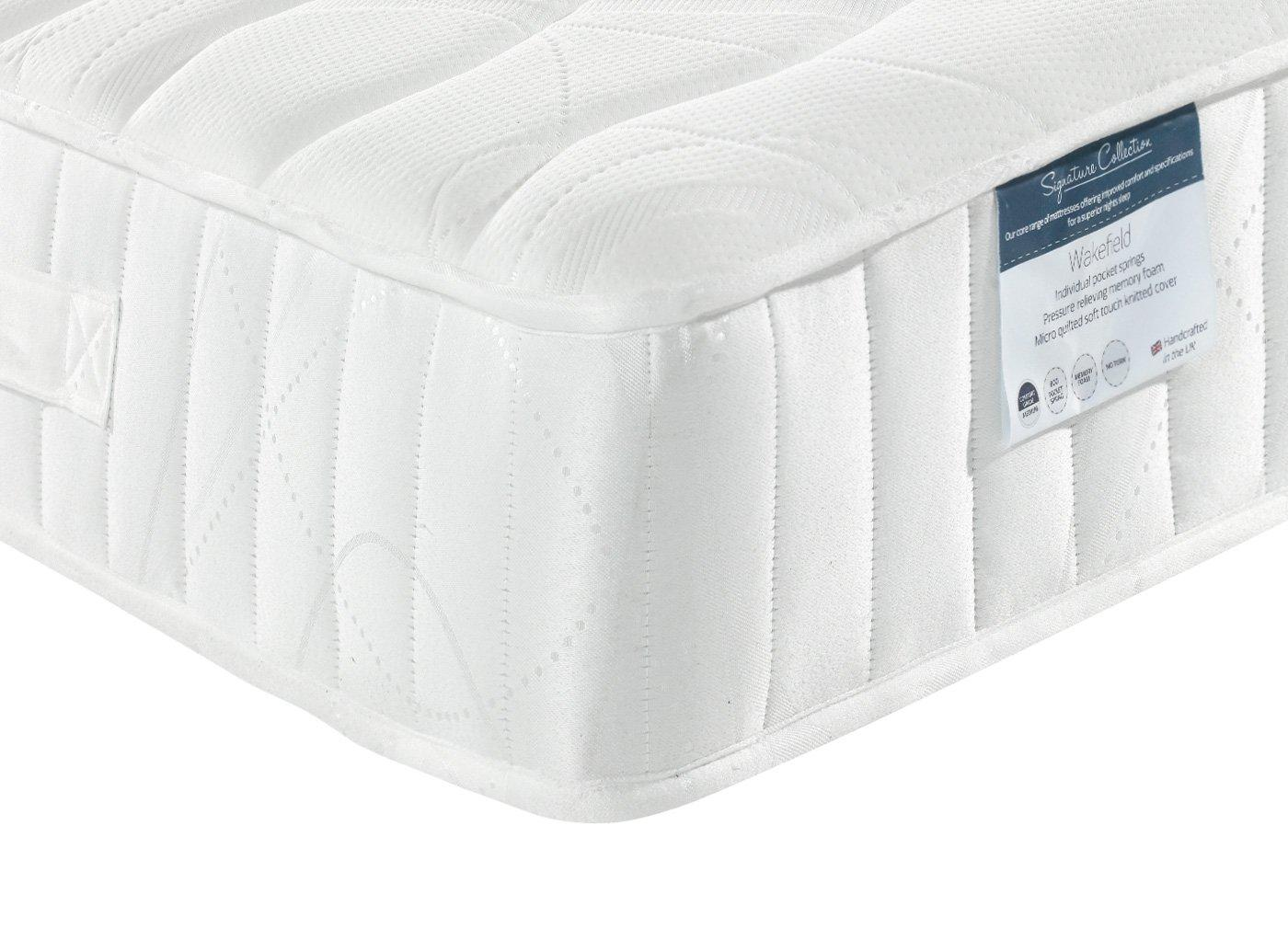 Wakefield Pocket Sprung Mattress - Medium
